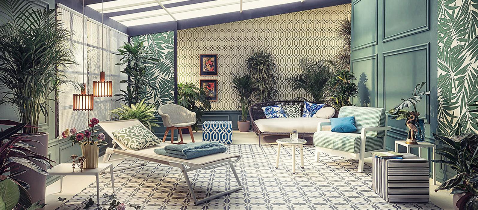Plante D Intérieur Tendance design d'intérieur : le green, une tendance décoration qui